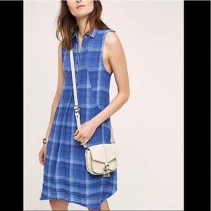 Anthropologie Isabella Sinclair Brien Shirtdress